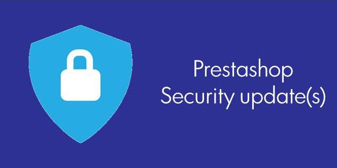 Prestashop security updates