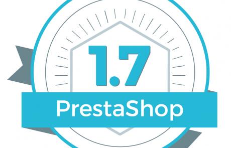 Prestashop 1.7 - new Badge