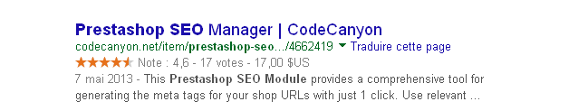 Google SEO Manager