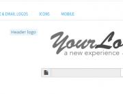 Prestashop change logo