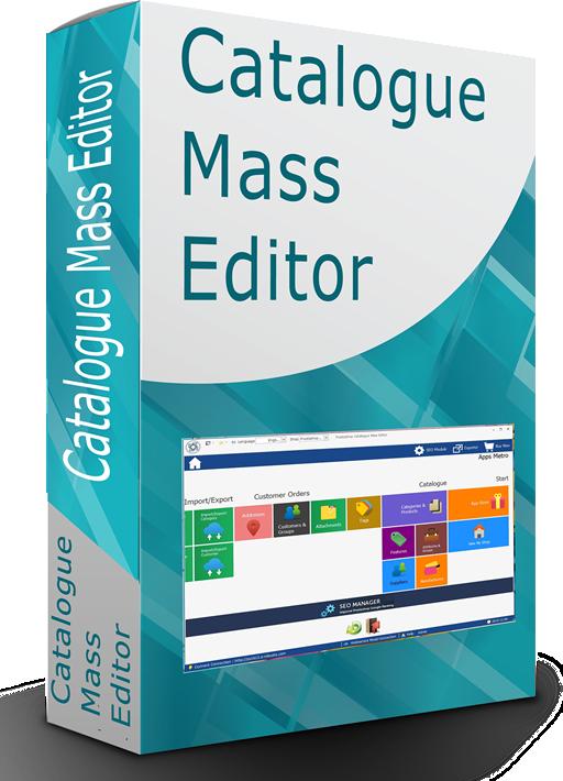 Prestashop module bulk editor