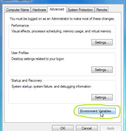 add-php-to-Windows-path-variable